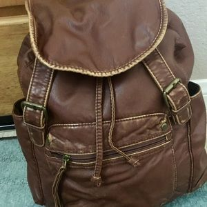 NEW! Mossimo Backpack Purse